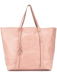 See By Chloe 'Bisou' Tote Nude And Neutrals