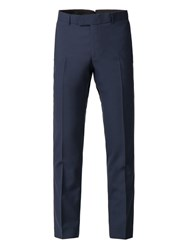 Alexandre Of England Men's Mercer Slim Trouser Blue
