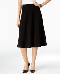 Alfani Crepe A Line Skirt Only At Macy's