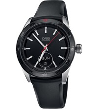 Oris Artix Gt Stainless Steel Watch Black