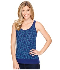 Arc'teryx Equilateral Tank Top Mystic Women's Sleeveless Multi