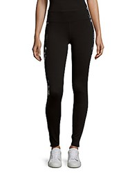 Threads For Thought Pull On Imari Leggings Black