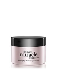 Philosophy Ultimate Miracle Worker Eye 0.5 Oz No Color