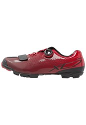 Shimano Xc7 Hiking Shoes Red