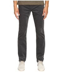 Vince 718 Slim And Tapered Corduroy Pants Pewter Men's Casual Pants