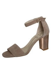 Kmb Mimi Sandals Ante Taupe Tacon