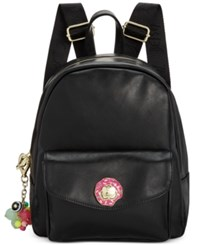 Betsey Johnson Triple Donut Backpack A Macy's Exclusive Style Black