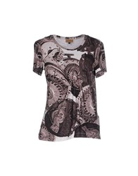 Richmond Denim Topwear T Shirts Women Dove Grey