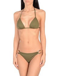 Nadia Guidi Bikinis Military Green