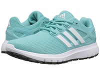 Adidas Energy Cloud Wtc Easy Mint Footwear White Core Black Women's Running Shoes Blue