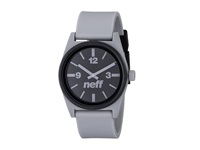 Neff Deuce Grey Analog Watches Gray