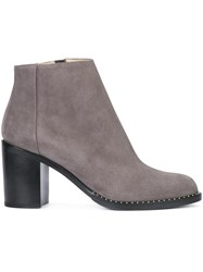 Paul Andrew Ankle Boots Grey