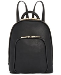 Inc International Concepts Farahh Small Backpack Created For Macy's Black