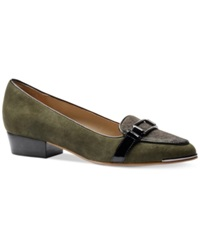 Isola Brenda Loafers Women's Shoes Hunter Camo