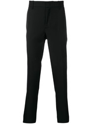 Stella Mccartney Straight Tailored Trousers Black