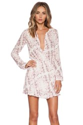 Autograph Addison Deidre Dress Pink