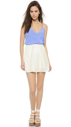 Autograph Addison Saville Cami Dress Lilac Combo