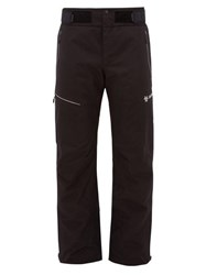 Goldwin Ouranos Waist Tab Ski Trousers Black