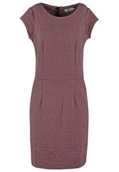 Noa Noa Summer Dress Peppercorn Brown