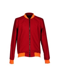 Andrea Incontri Jackets Red