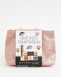Maybelline Give Into Temptation Christmas Giftset For Her Multi