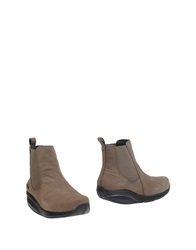 Mbt Ankle Boots Grey