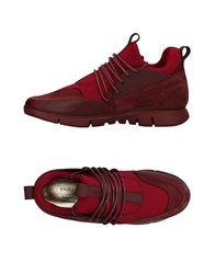 Android Homme Sneakers Garnet