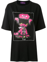 Y's Signature Dog Print T Shirt 60