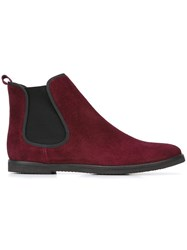 Pretty Ballerinas Chelsea Boots Pink And Purple