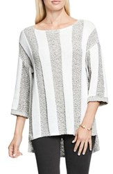 Vince Camuto Women's Two By Marled Stripe Sweater