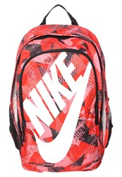Nike Sportswear Hayward Futura Rucksack Bright Melon Black White Orange