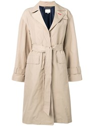 Tommy Hilfiger Classic Trench Coat Nude And Neutrals