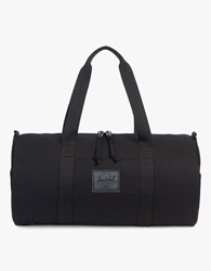 Herschel Sutton Cotton Twill Surplus Black