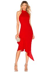 Elliatt Felice Dress Red