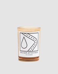 D.S. And Durga Big Sur After Rain Candle Assorted