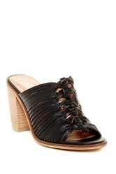 Rebels York Mule Black