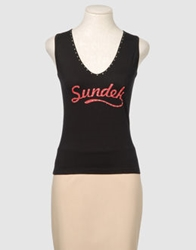 Sundek Tops Black