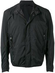 Emporio Armani Classic Sports Jacket Black