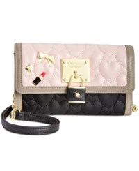 Betsey Johnson Pin Wallet On A String Only At Macy's Blush