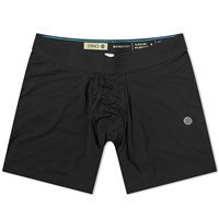 Stance Staple 6 Inch Boxer Brief Black