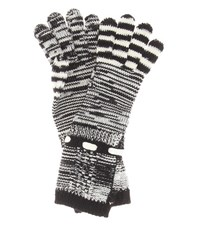 Missoni Wool Gloves Black