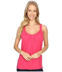 Carve Designs Newport Tank Strawberry Women's Sleeveless Red