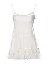 Scee By Twin Set Tops Ivory