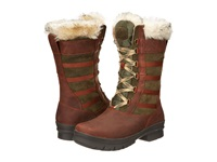 Keen Wapato Tall Wp Burnt Olive Women's Lace Up Boots