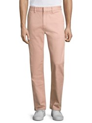 Wesc Eddy Chino Cotton Pants Misty Rose