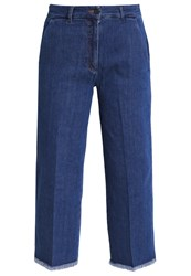 Won Hundred Melanie Straight Leg Jeans Blue Raw Blue Denim