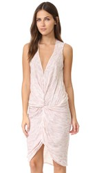Young Fabulous And Broke Yfb Clothing Laura Dress Rose Dust