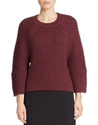 424 Fifth Knit Sweater Mulberry