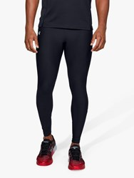 Under Armour Qualifier Heatgear Running Tights Black
