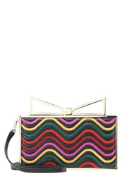 Sara Battaglia Lady Me Clutch Black Multicoloured